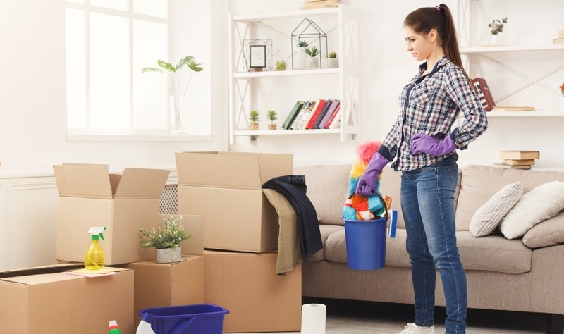 Vacate or End of Tenancy Cleaning